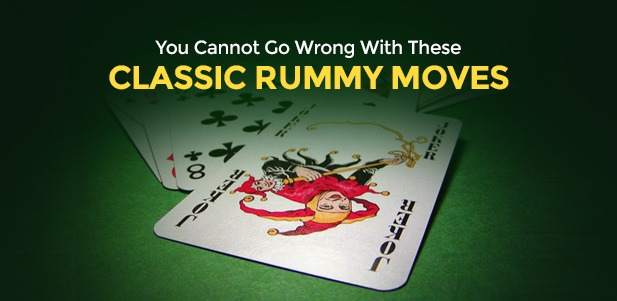 classic rummy game online