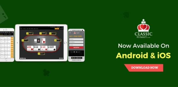 classic rummy on mobile android ios