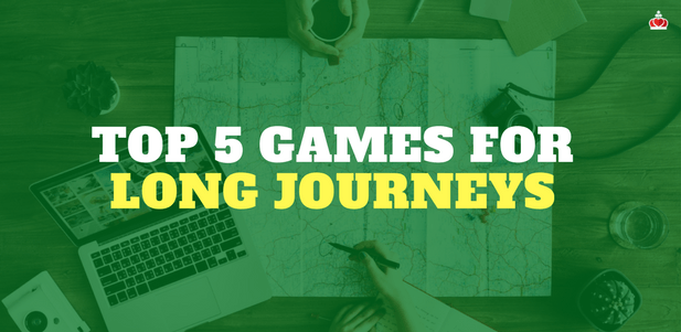 games that can play on long journey