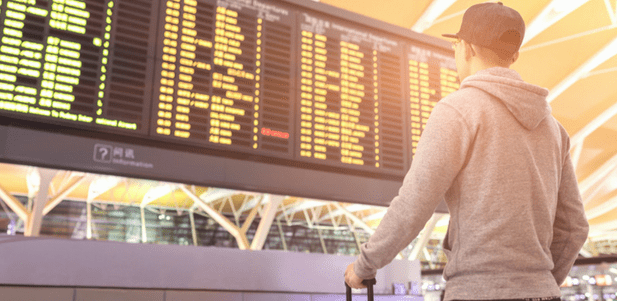 5 Things To Do When Your Flight is Delayed