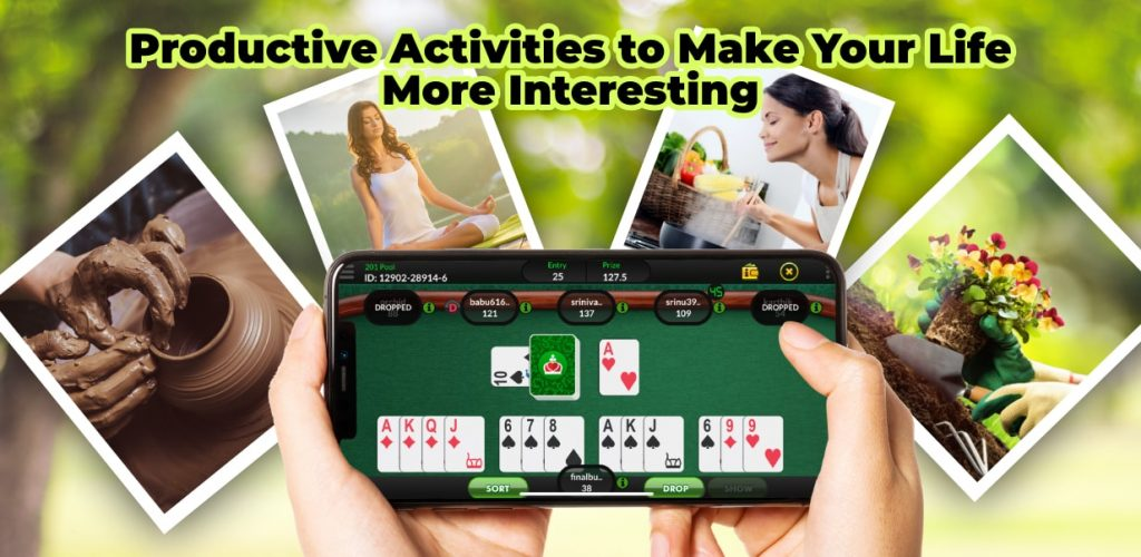 Productive Activities to Make Your Life More Interesting