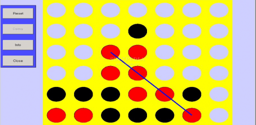 connect four dots