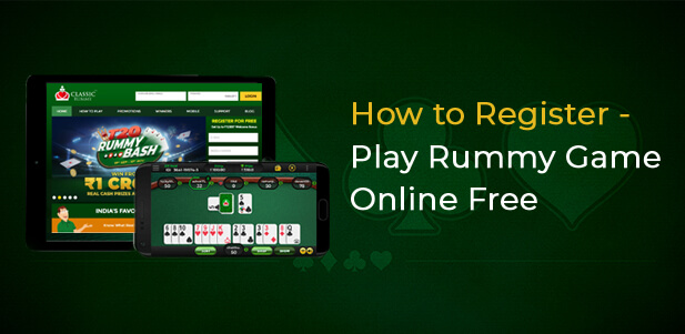how to register play rummy game online free