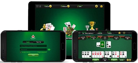play rummy mobile and tablet