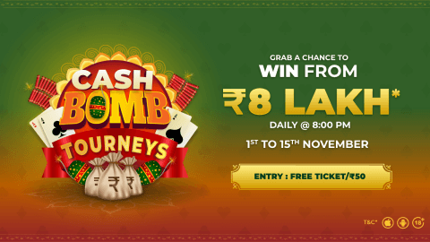 cash bomb tourney