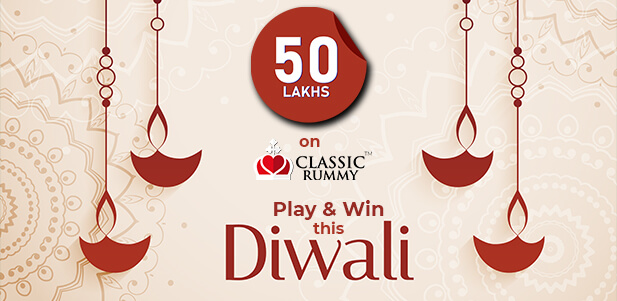 play rummy online during diwali