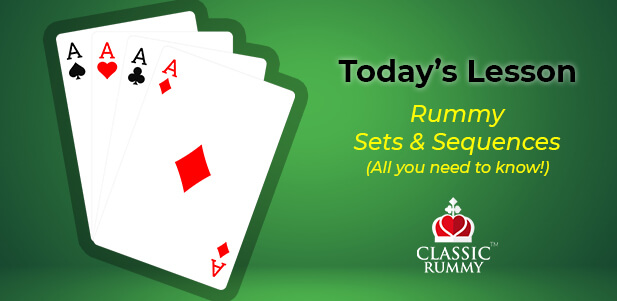 rummy sets sequences all you need to know