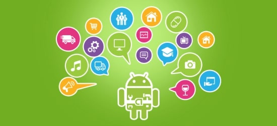 android interface