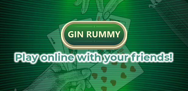 Play Gin Rummy Online for Money with Friends