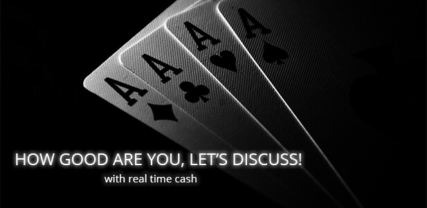 Play Rummy for Real Time Cash