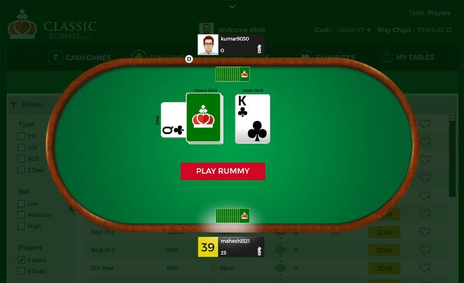 1st post play-rummy-online